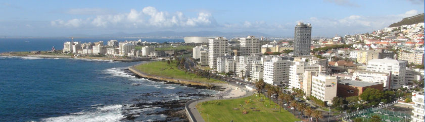 Sea Point Accommodation - Browse Online For Your Sea Point Self Catering, Bed and Breakfast Accommodation - Sea Point Budget Family Holiday Accommodation